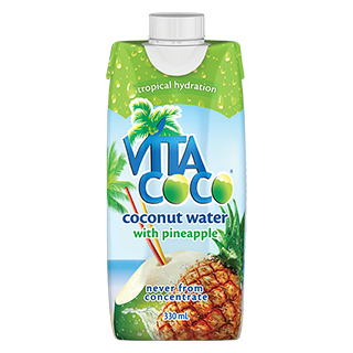 Vita Coco ココナッツウォーター パイナップル1ケース(12本)