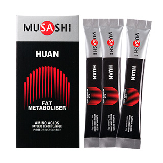 MUSASHI HUAN(フアン) 12本