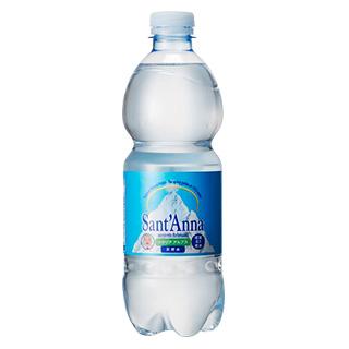サンタンナ イタリアアルプス天然水 500ml×18本セット