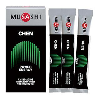 MUSASHI CHEN(チェン) 12本