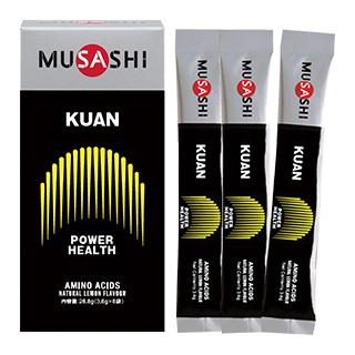 MUSASHI KUAN(クアン) 12本