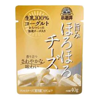 小岩井 旨みほろほろチーズ 10袋