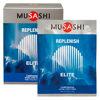MUSASHI REPLENISH(リプレニッシュ) 1箱(10袋)