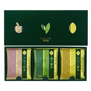 伊藤園 フレーバー緑茶 「ラ・ヴィ・アンテ」