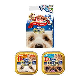 コンボ プレゼント シニア犬用(11歳頃から) 3種10点セット