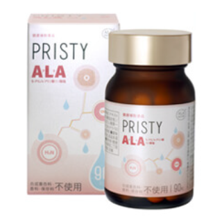 ALA(アラ)配合サプリメント PRISTY(プリスティ)