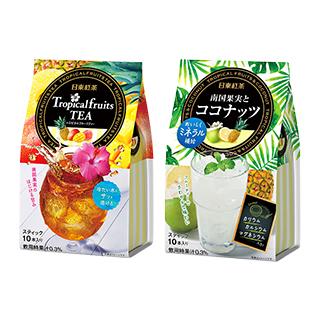 日東紅茶 トロピカルフルーツテ