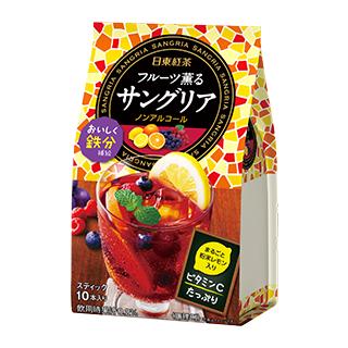 日東紅茶 フルーツ薫るサングリア 6個