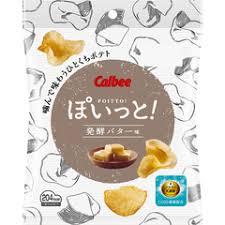 ぽいっと!発酵バター味 12袋