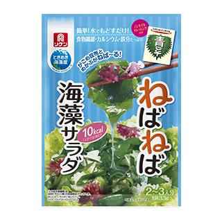 リケン ねばねば海藻サラダ 10袋セット