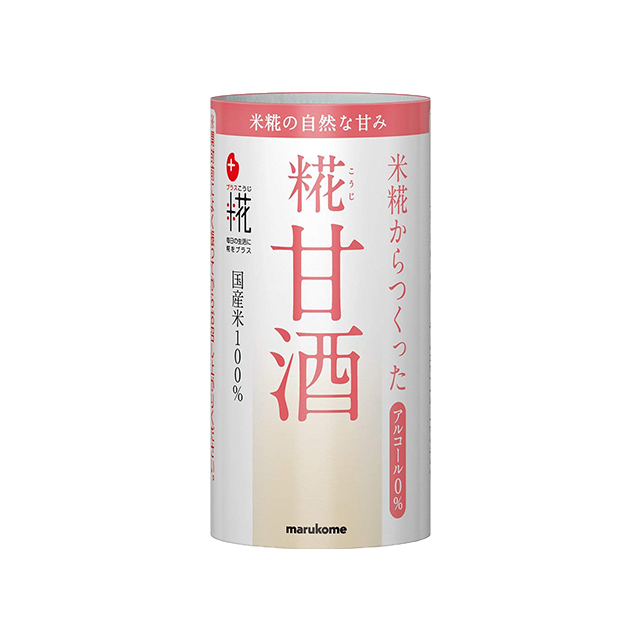 プラス糀 糀甘酒(プレーン) 125ml 36本