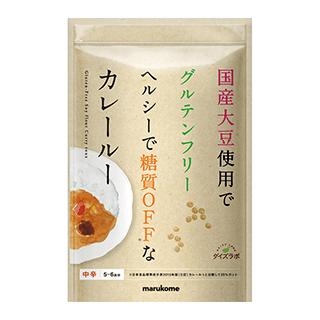 ダイズラボ 大豆粉のカレールー×