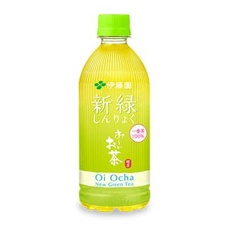 お〜いお茶 新緑 470ml×24本