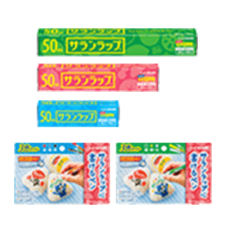 サランラップ®3種/サラン