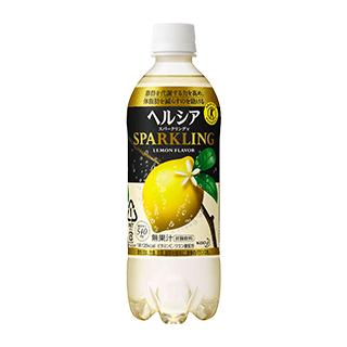 ヘルシアスパークリング レモン