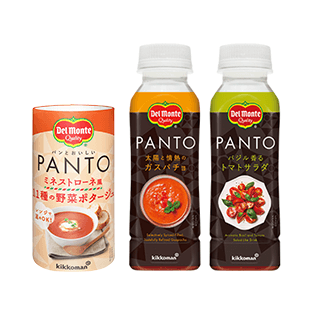 PANTO3種18本セット
