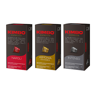 KIMBO(キンボ) カプセルコーヒー