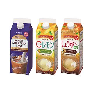日東紅茶 希釈タイプ 6本