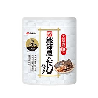 鰹節屋のだしパック(9g×20袋入) ×4