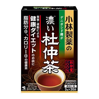 小林製薬の濃い杜仲茶 煮出し用