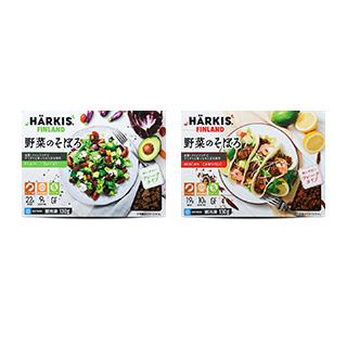 HARKIS®(ハーキス) FINLAND 野菜のそぼろ 2種12点
