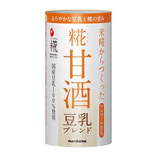 プラス糀 糀甘酒豆乳ブレンド 12