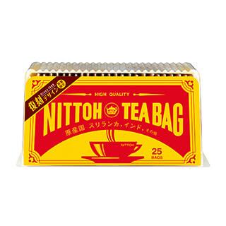 日東紅茶 ティーバッグ 復刻デザ