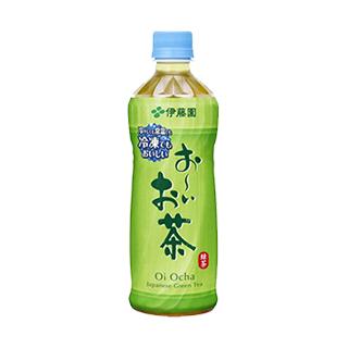 お〜いお茶 緑茶(冷凍兼用ボト