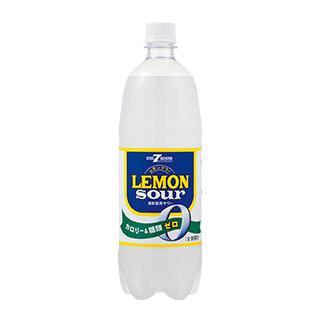 セブンマウンテン レモンサワー1L×8本(ノンアルコール)