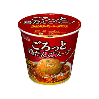 ごろっと鶏だんごスープ うま辛キムチ味×12個