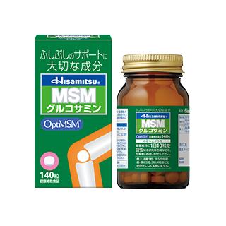 Hisamitsu® MSM(14日分)