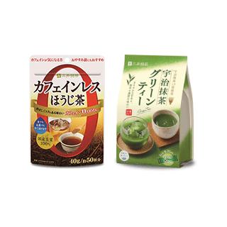 三井銘茶  お茶セット 2種8点
