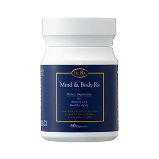 Dr. Rx Mind & Body Rx 約1か月
