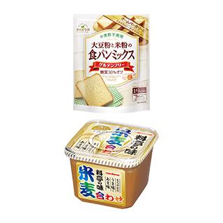 ダイズラボ 大豆粉のパンミック