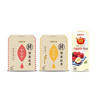 日東紅茶 3種5点