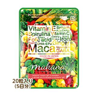 makana®(マカナ) 5日分×6袋