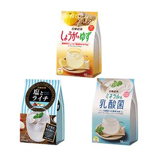 日東紅茶 3種8点 バラエティーセ