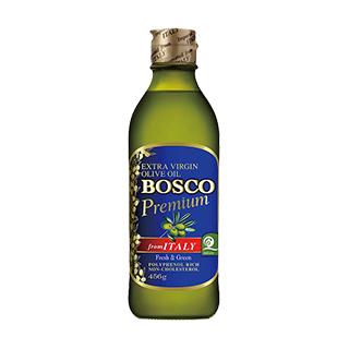 BOSCO プレミアムエキストラバージンオリーブオイル 456g×2