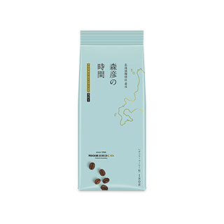 森彦の時間 レギュラーコーヒー アフリカンムーンブレンド 180g×3袋