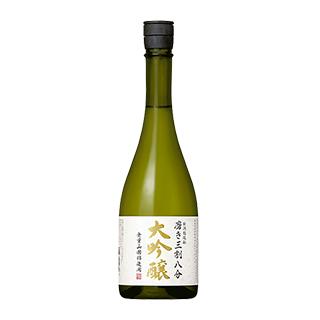 大吟醸 磨き三割八分 越後桜 ×2本