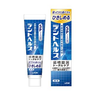 デントヘルス 薬用ハミガキSP 30g×4本