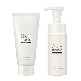 Skin mania(スキンマニア) セラミド クレンジングジェル/泡洗顔