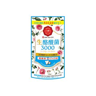 生酪酸菌3000(60カプセル)