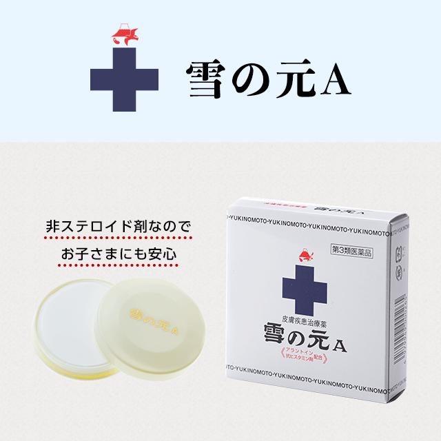 【第3類医薬品】雪の元A